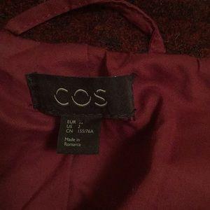 COS Jackets & Coats - COS kimono sleeve Coat size 2